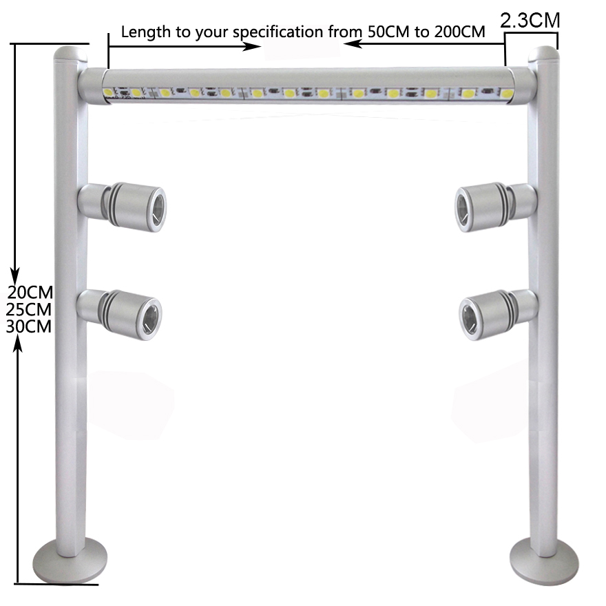 LED Shop Counter Light made according to your specification